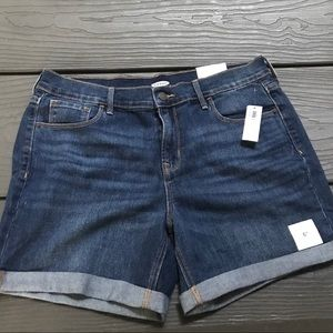 🇺🇸NWT Old Navy Jean shorts, size 12